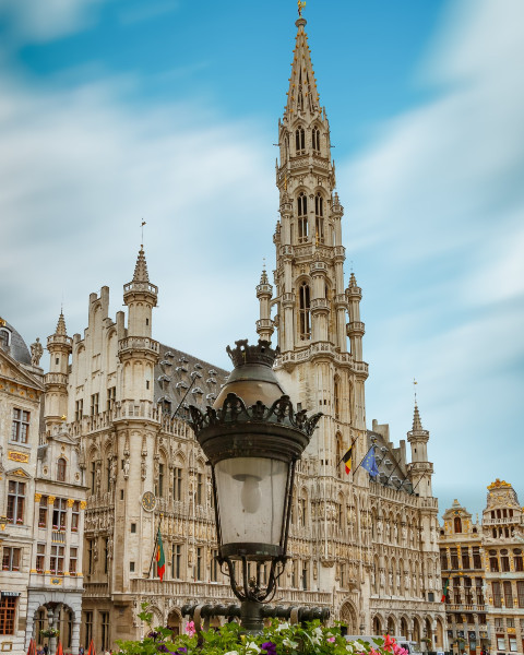Grand Place, Bruxelles, Belgique © Walkerssk
